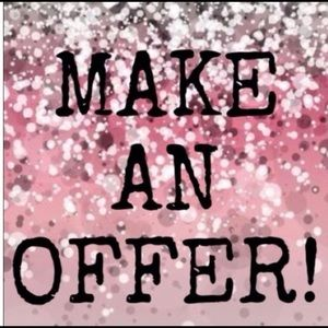 Other - Offers are welcome 💖